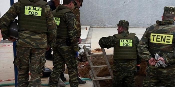 Grécia esvazia cidade após bomba da 2ª Guerra ser encontrada