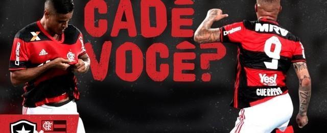 Flamengo provoca após vitória e Botafogo diz:'Apologia à violência'