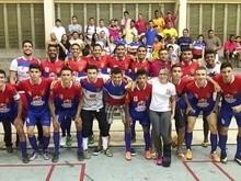 Flor Bela Júnior vence o 2º turno do Piauiense de Futsal sub-20