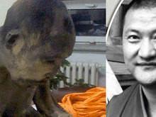 Monge mumificado é encontrado depois de  200 anos de hibernação