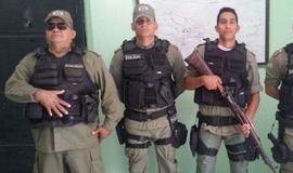 Definido Efetivo Policial de Redenção do Gurguéia