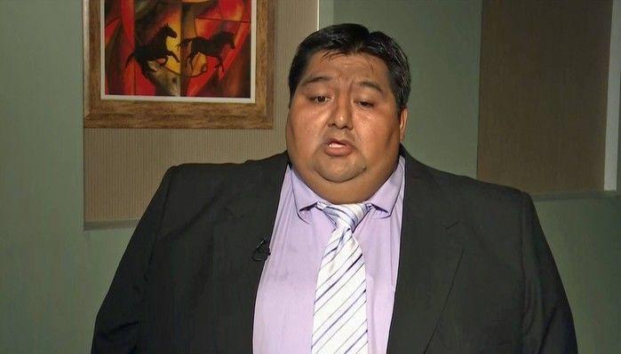 Guido Colque, advogado da funcionária da Aasana (Crédito: Reprodução)