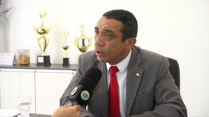 Presidente da OAB Parnaíba, José Lima