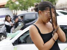 Mulher é presa usando salão de beleza para vender drogas em União