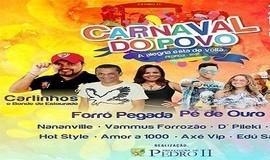Município realizará de 25 a 28 o Carnaval do Povo