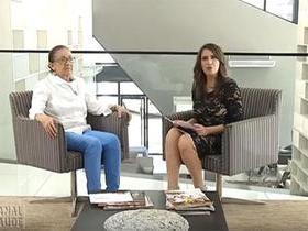 Karla Berger entrevista a infectologista Amparo Salmito