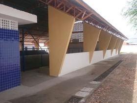 Ginásio poliesportivo da Escola Benjamim Soares será inaugurado