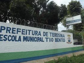 Reforma em escola do bairro Morros permite tempo integral