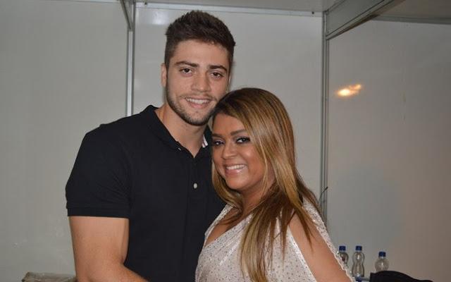 Preta Gil e seu marido (Crédito: Reprodução/ Instagram)