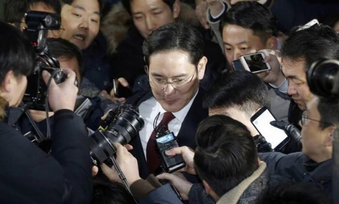 Lee Jae-Yong, herdeiro e vice-presidente da Samsung