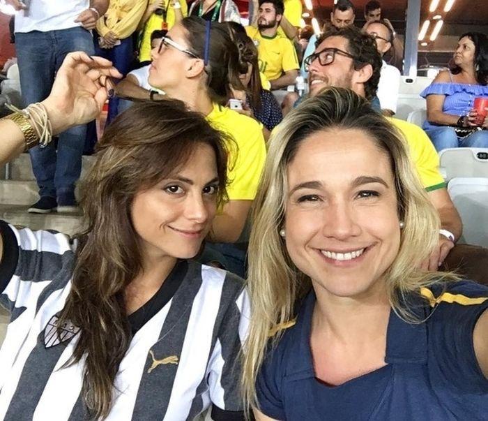 """Hater tem conta suspensa ao chamar Fernanda Gentil de """"Sapatão"""""""