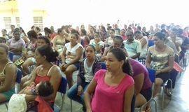 Escola Teresa Soares  Feitosa realiza 1 ª reunião de pais e mestres