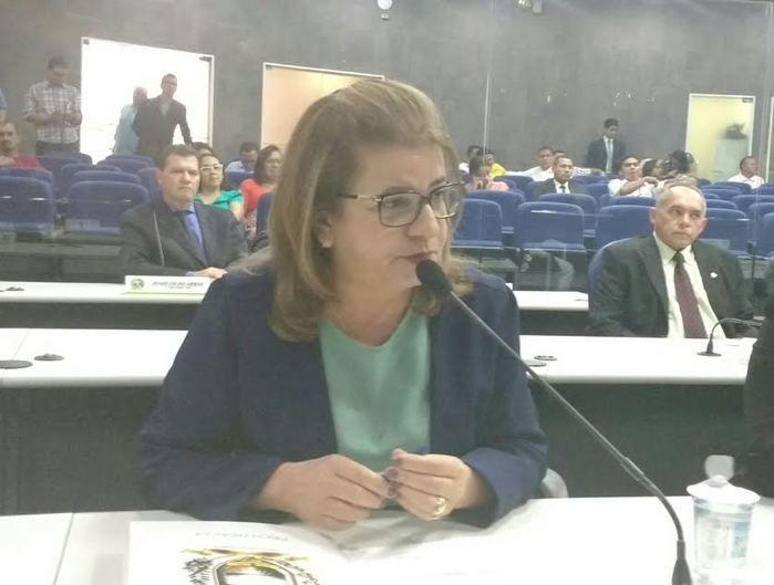 A proposição da audiência foi feita pela vereadora Graça Amorim