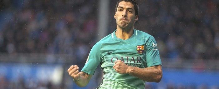 Atacante Suárez confia em virada do Barcelona sobre o PSG