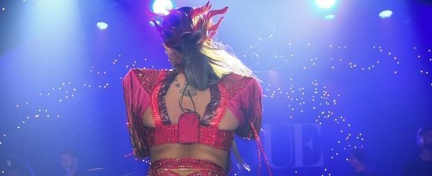 Body fio-dental que Anitta usou no Baile da Vogue custou R$ 16 mil