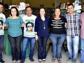 Equipe técnica da Secretaria de Cultura do Estado visita Ponto