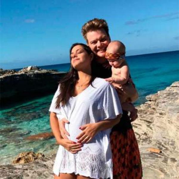 Thais Fersoza e Michel Teló anunciam chegada de mais um filho