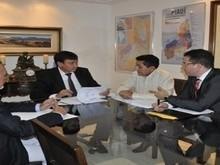 Governador Autoriza Investimentos Para a Cidade de Ipiranga