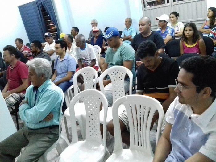 Prefeito Valmir Barbosa abre trabalhos na Câmara Municipal - Imagem 33