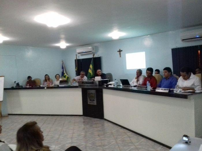 Prefeito Valmir Barbosa abre trabalhos na Câmara Municipal - Imagem 28