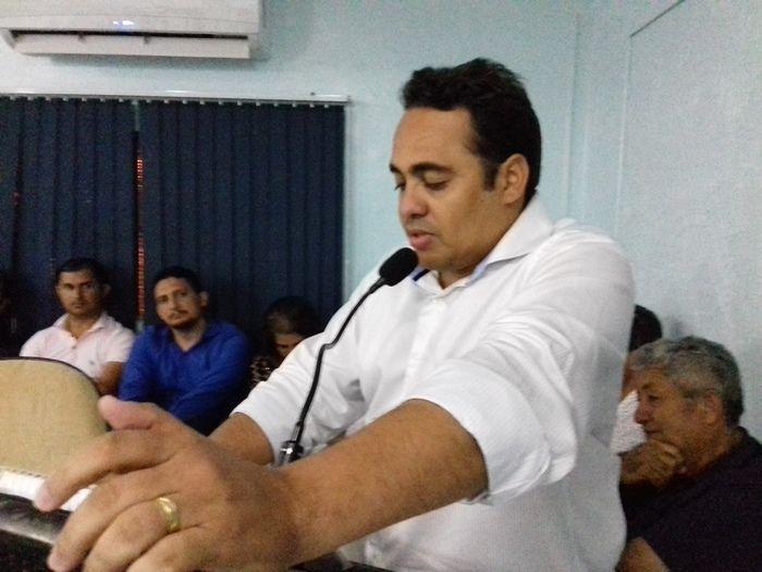 Prefeito Valmir Barbosa abre trabalhos na Câmara Municipal - Imagem 44