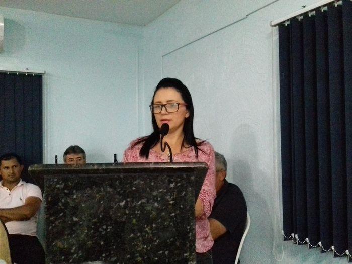 Vereadora Ireny (Crédito: Josely Ecologista)