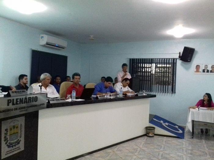 Prefeito Valmir Barbosa abre trabalhos na Câmara Municipal - Imagem 23