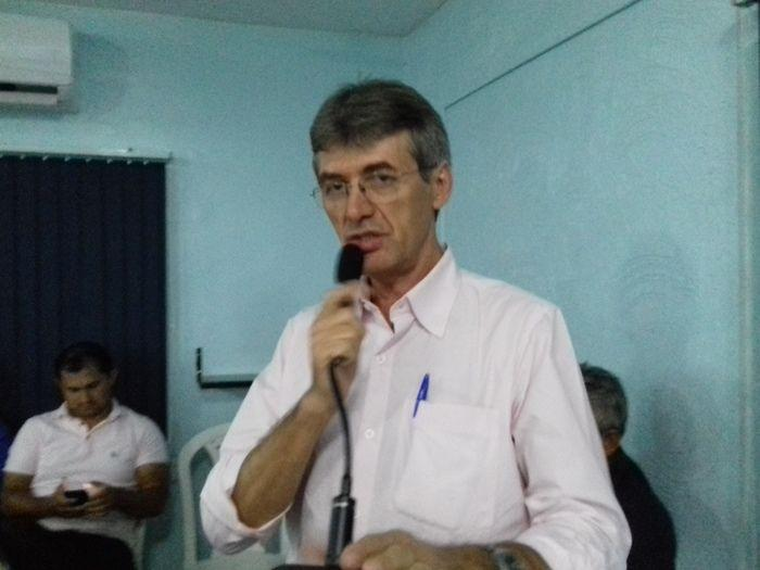 Prefeito Vamir Barbosa
