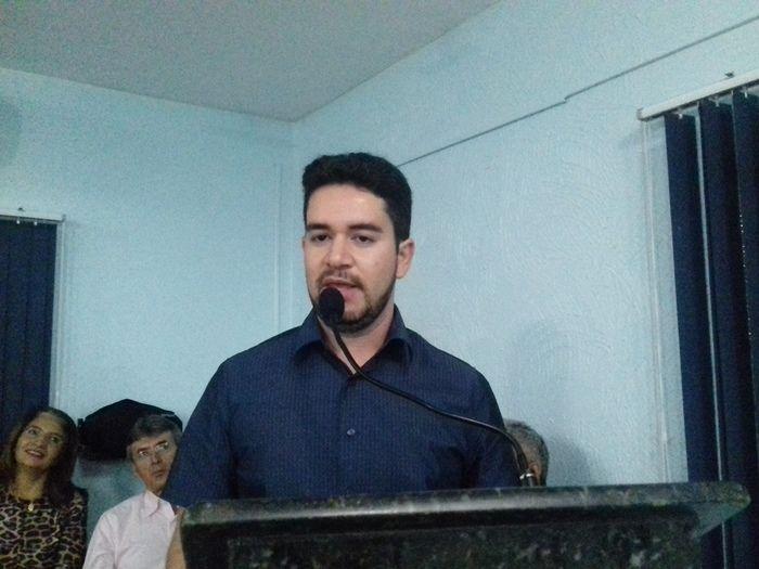 Secretario de Saúde Samin (Crédito: Josely Ecologista)
