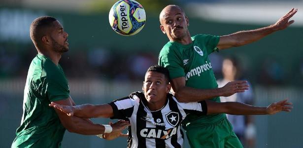 Botafogo se despediu da Taça Guanabara