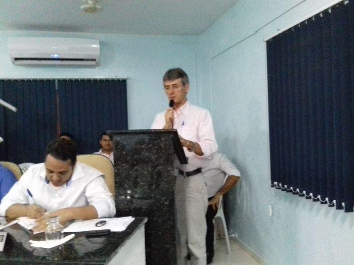 Prefeito Valmir Barbosa abre trabalhos na Câmara Municipal - Imagem 20