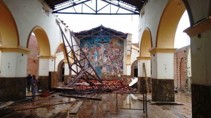 Igreja Matriz de Nossa Senhora da Boa Esperança (Crédito:  Kléber Oliveira/RevistaAZ)