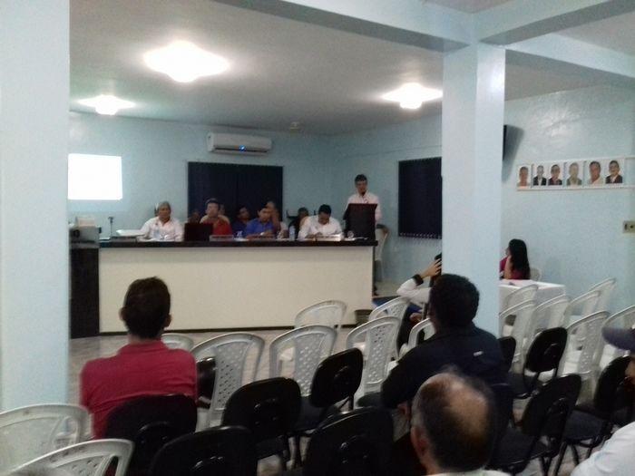 Prefeito Valmir Barbosa abre trabalhos na Câmara Municipal - Imagem 27