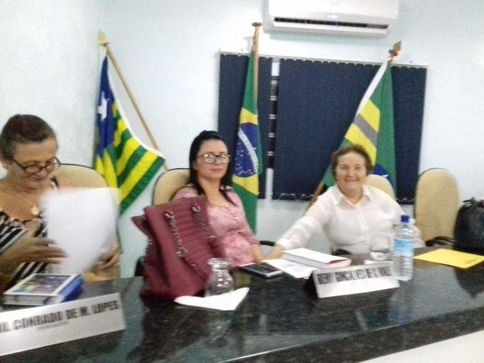 Prefeito Valmir Barbosa abre trabalhos na Câmara Municipal - Imagem 26