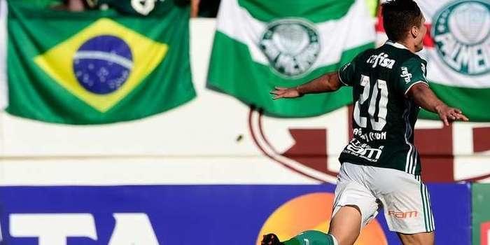 Palmeiras goleia o Linense por 4 a 0 pelo Campeonato Paulista