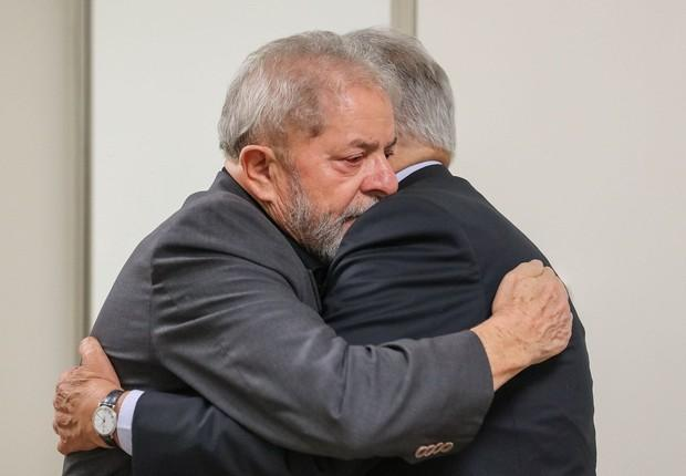 FHC visita Lula