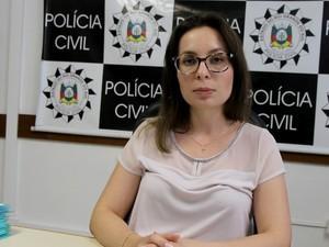 Delegada Clarissa Demartini