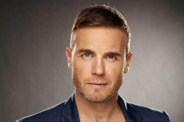 Gary Barlow, cantor do Take That (Crédito: Divulgação)