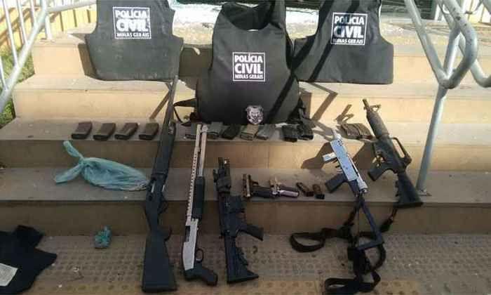 Quadrilha é morta em troca de tiros com policiais no Norte de Minas