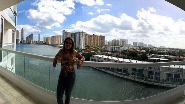 Zilu em Miami