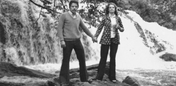 Lula e Marisa, nos anos 1970