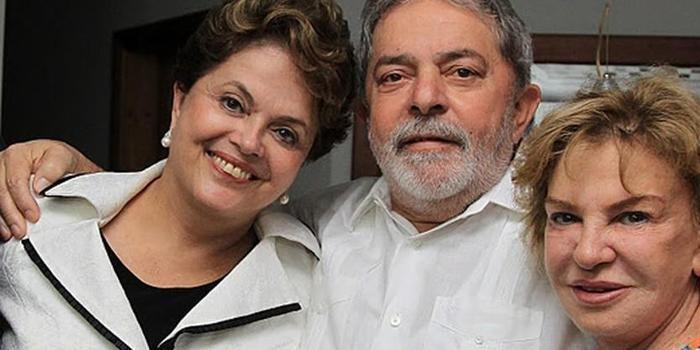 'Marisa e Lula foram vítimas de perseguições', diz Dilma Rousseff