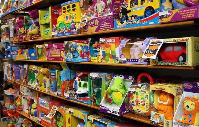 Imepi destrói brinquedos e produtos não certificados