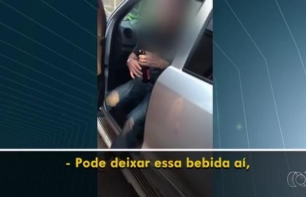 Dentista bêbado é detido após se envolver em acidente e fugir (Crédito: Reprodução)