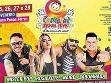 Lagoa Alegre e Miguel Alves divulgam programação do carnaval