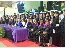 Solenidade de Colação de grau dos alunos da UAPI