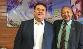 Deputado Silas Freire convida Dr Pessoa para o partido 'Podemos'