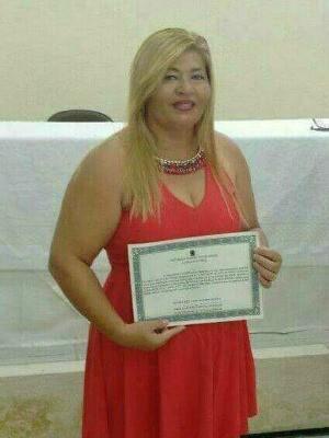 Jucely Alves Arrais, mais conhecida como Cely Arrais (Crédito: Reprodução)