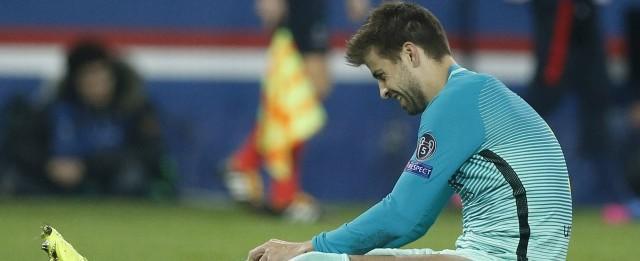"""Estamos até a morte com Luis Enrique"", garante Piqué, do Barcelona"