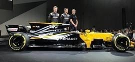 Renault aposta em Hulk e carro agressivo para a temporada
